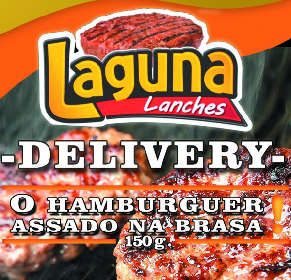 Laguna Lanches Delivery