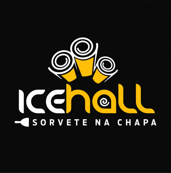 Ice Hall Sorvete Na Chapa